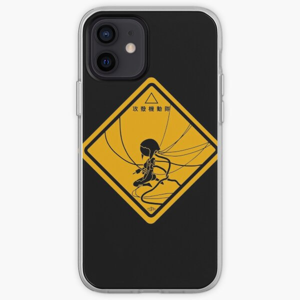 Ghost in the Shell Coque souple iPhone