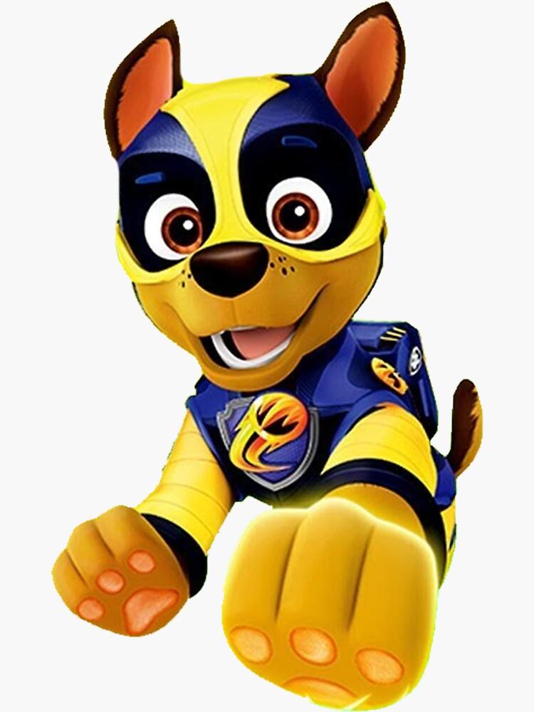 """paw patrol mighty pups"" stickerdocubazar7  redbubble"
