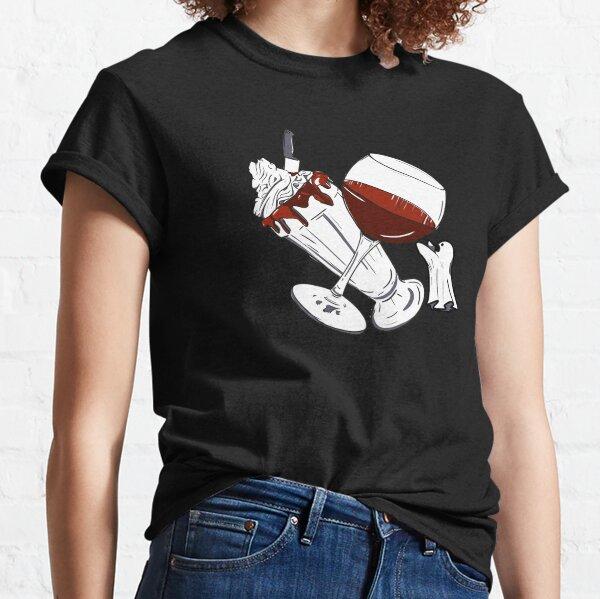 Milkshake Murders and Wine Hauntings Classic T-Shirt