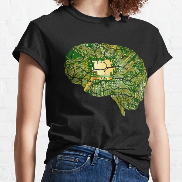 Brain Connected Classic T-Shirt