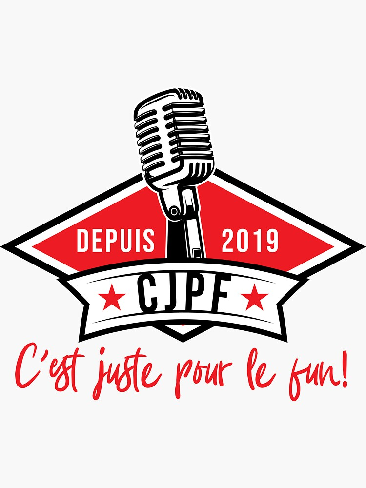 «Logo officiel de la radio CJPF» par cjpfproductions