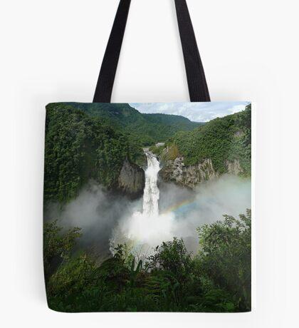 San Rafael Falls - Ecuador Tote Bag