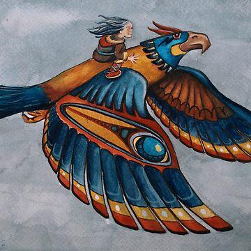 Thunderbird by Artsez
