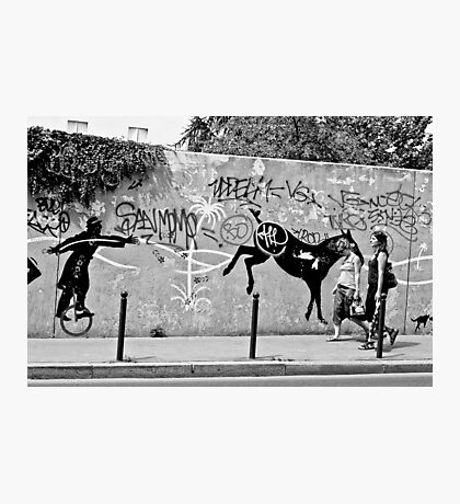 Living wall 2 Photographic Print