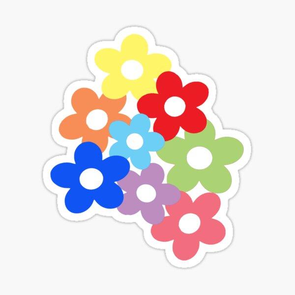 Cutest Flowers Sticker