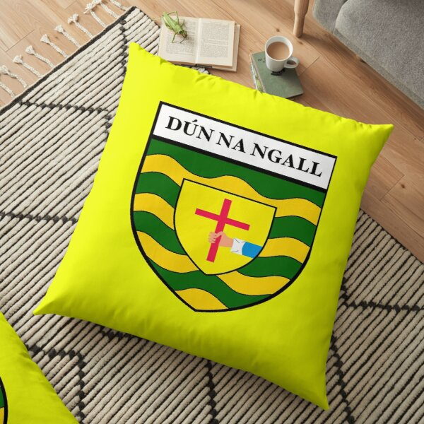 Donegal Floor Pillow