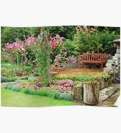 Gardeners Rest Poster