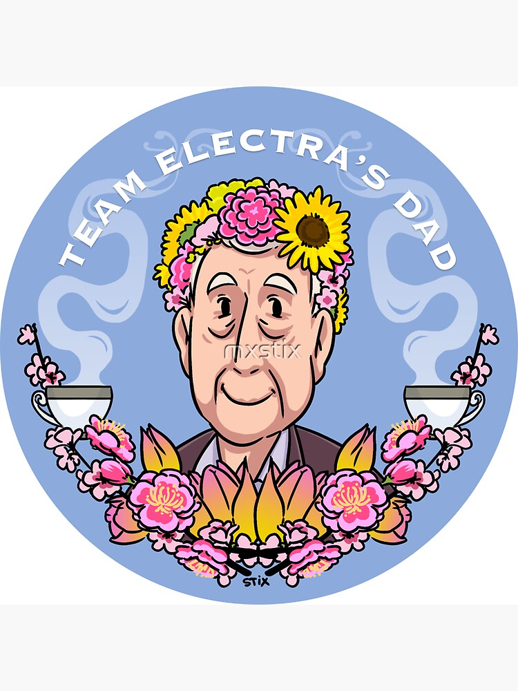 Team Electra's Dad by mxstix