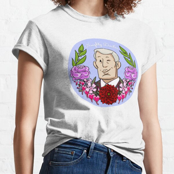 Naughty Doctor (Hannibal Lecter) Classic T-Shirt