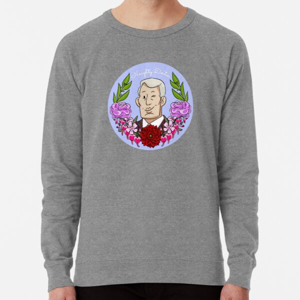Naughty Doctor (Hannibal Lecter) Lightweight Sweatshirt