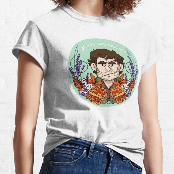 Grumpy Boyfriend (Will Graham) Classic T-Shirt