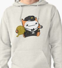 Battle Block Theater Cat Pullover Hoodie