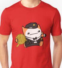 Battle Block Theater Cat Unisex T-Shirt