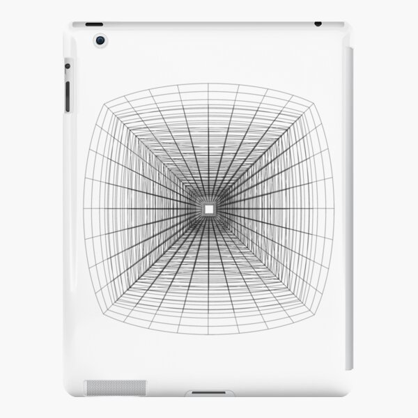 #Perspective #Drawing #Tunnel iPad Snap Case