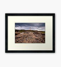 Tarbat Ness, Scotland Framed Print