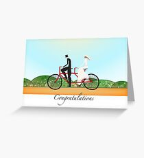 Made for Two Greeting Card