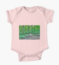 Forest 3 One Piece - Short Sleeve