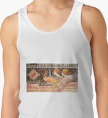 Camiseta de tirantes Alexandre de Riquer 3ra. Exposición de Bellas Artes é Industrias Artísticas