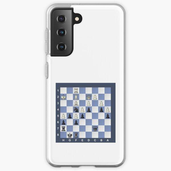 Chess, Chess Puzzle #Chess #Puzzle #ChessPuzzle Samsung Galaxy Soft Case
