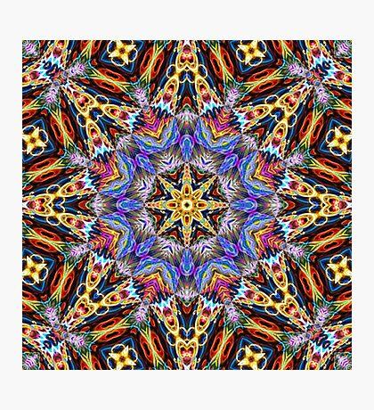 Kaleidoscope Challenge Photographic Print