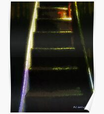 Stairs to the Madwoman's Attic Poster