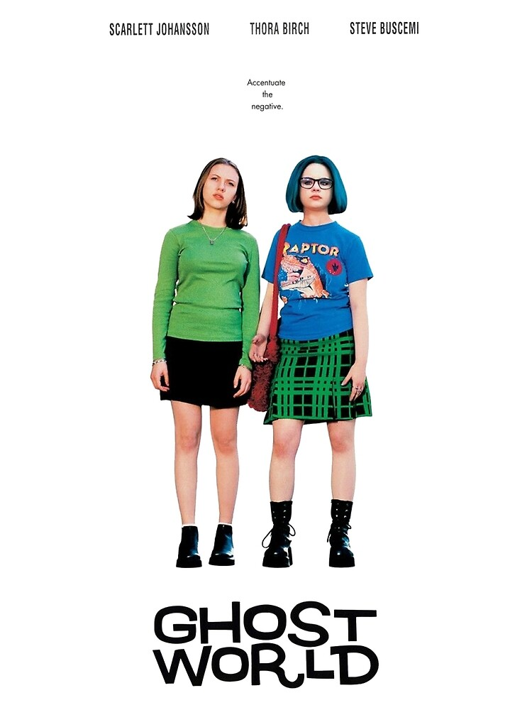 """Ghost World Movie Poster"""" Postcard by winkatawink 