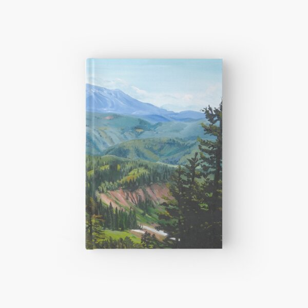 Perspective Hardcover Journal