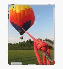 Leine Ballon iPad-Hülle & Klebefolie