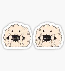 Sleepy Wooloo [A] Sticker