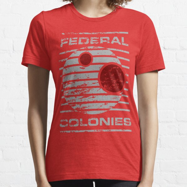 Federal Colonies Essential T-Shirt