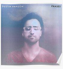 Dustin Ransom - Phases (Original Album Art) Poster