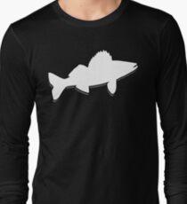Simply Walleye Long Sleeve T-Shirt