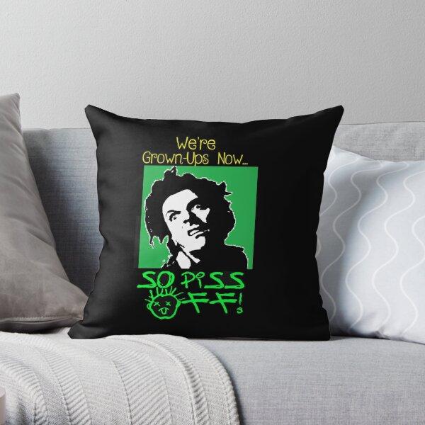 drop dead fred Throw Pillow