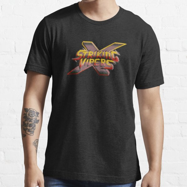 Striking Vipers - Black Mirror Essential T-Shirt