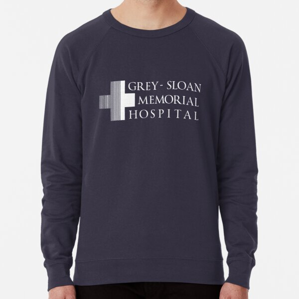 Hospital Memorial Gray-Sloan Sudadera ligera