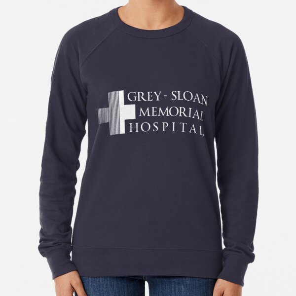 Grey-Sloan Memorial Hospital Lightweight Sweatshirt