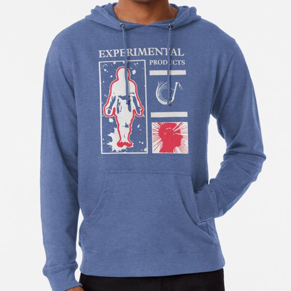 Experimental Products band t shirt   minimal synth Lightweight Hoodie