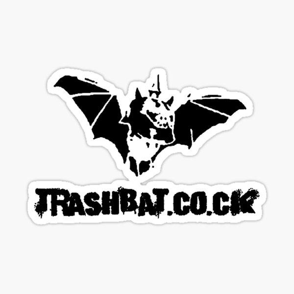TRASHBAT.COCK Sticker