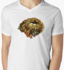 Heavenly Nesting V-Neck T-Shirt