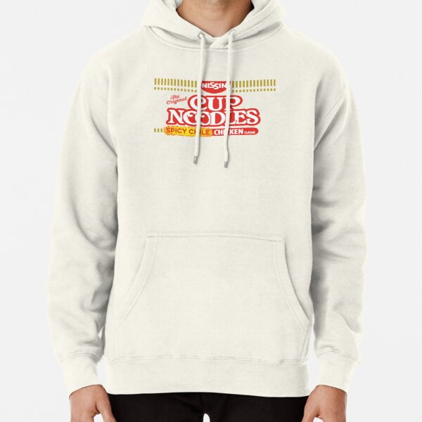 Cup Noodles (spicy chicken) Pullover Hoodie