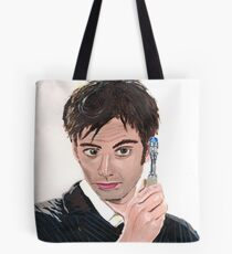 Number 10 Tote Bag