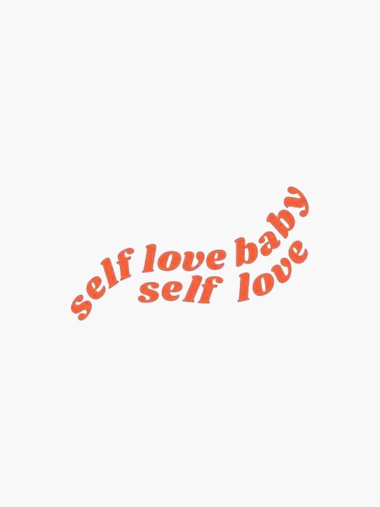 self love sticker by romanxm