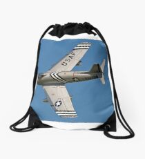 F-86A Sabre 48-0178 G-SABR Drawstring Bag