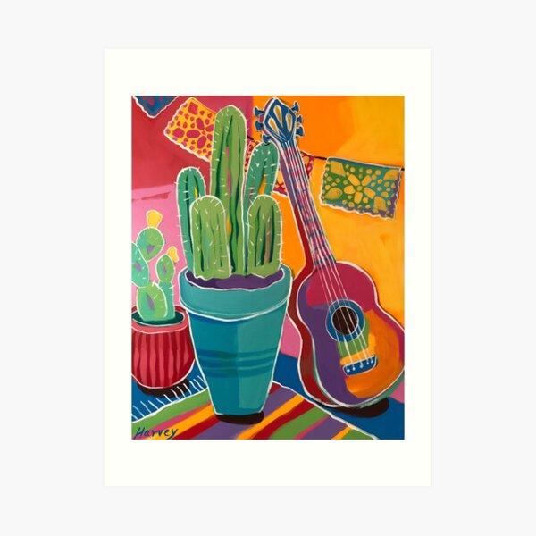 Fiesta! Art Print