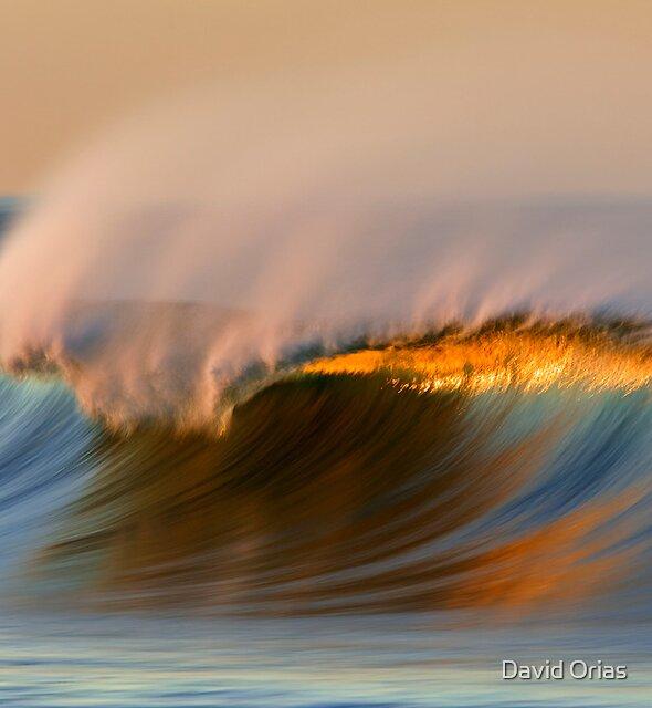 Glow Under The Crest by David Orias