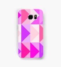 pink vectors Samsung Galaxy Case/Skin