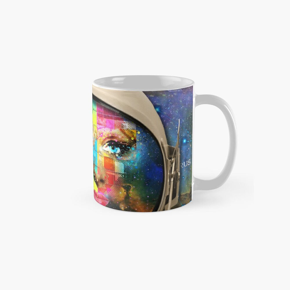 'THE FACE OF THE UNIVERSE' Mugs