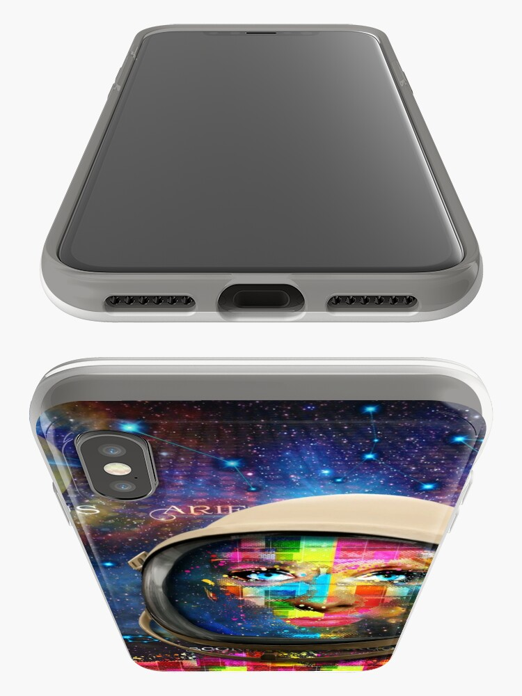 Alternate view of 'THE FACE OF THE UNIVERSE' iPhone Cases & Covers