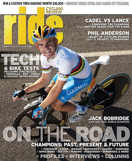 RIDE Cycling Review Issue 47 by RIDEMedia