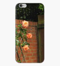 Kletternde Rosen iPhone-Hülle & Cover